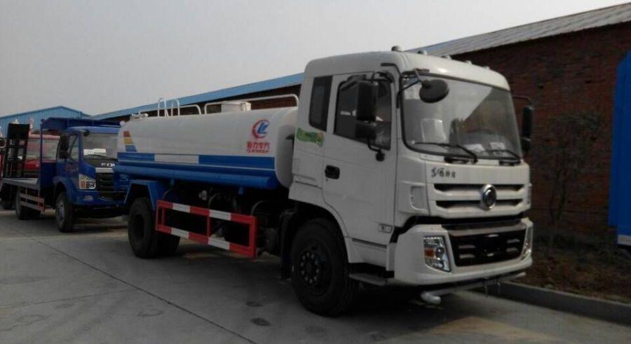 东风特商12吨洒水车价格,东风特商12吨洒水车图片